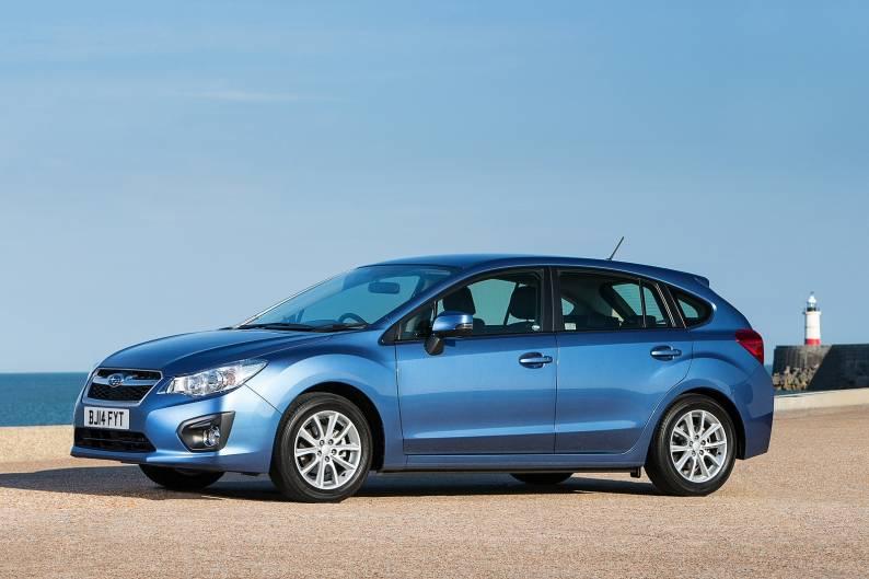 Subaru Impreza 1.6i RC review