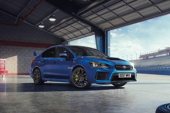 Subaru WRX STI Final Edition review