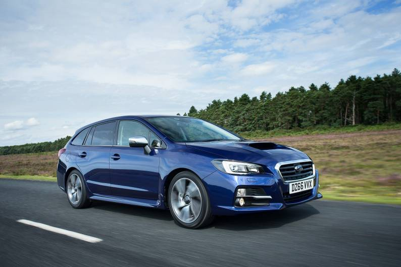 Subaru Levorg GT review
