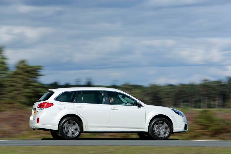 Subaru Outback (2013 - 2015) used car review | Car review | RAC Drive