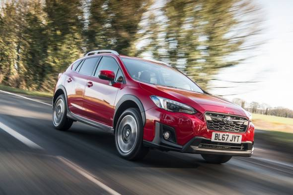 Subaru XV 2.0 review