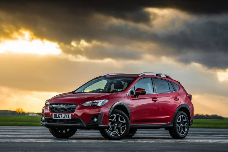 Subaru XV 2 0 review | Car review | RAC Drive