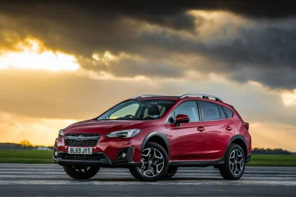 Subaru XV 2.0 review