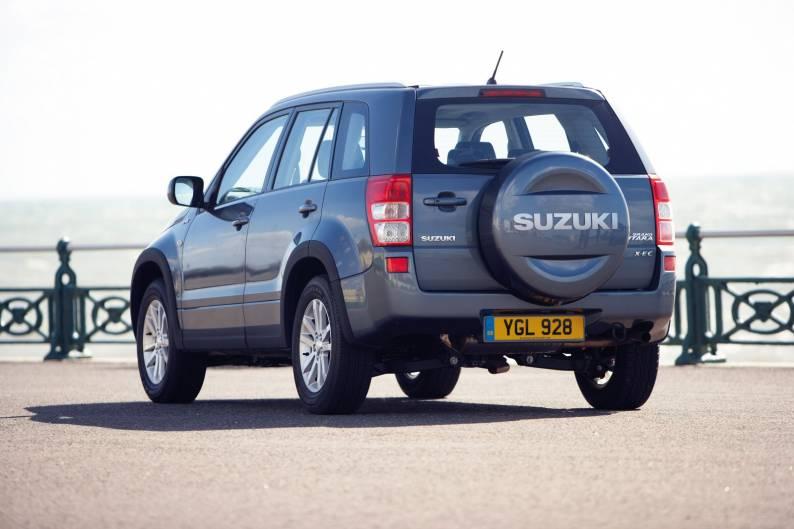 Suzuki Grand Vitara (2005 - 2009) used car review   Car review   RAC