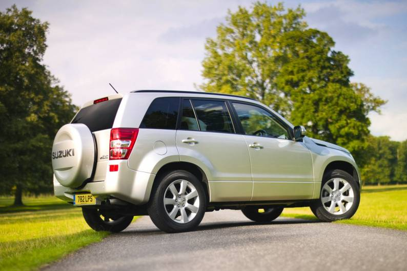 Suzuki Grand Vitara (2005 - 2009) used car review | Car review | RAC