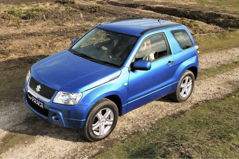 Suzuki Grand Vitara (2005 - 2009) used car review | Car
