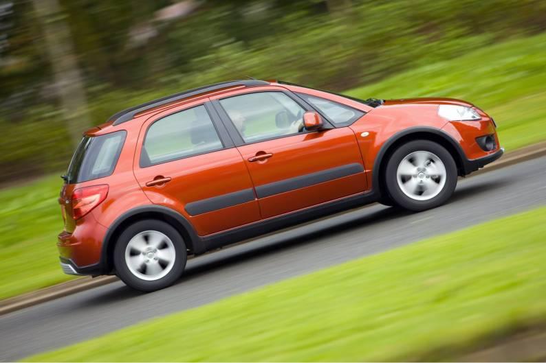 Suzuki SX4 (2006 - 2010) used car review   Car review   RAC