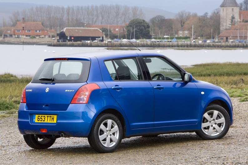 Suzuki Swift 2005 2010 Used Car Review Car Review Rac Drive