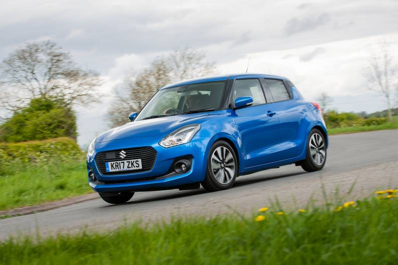 Suzuki Swift 1.2 SZ3 Dualjet review