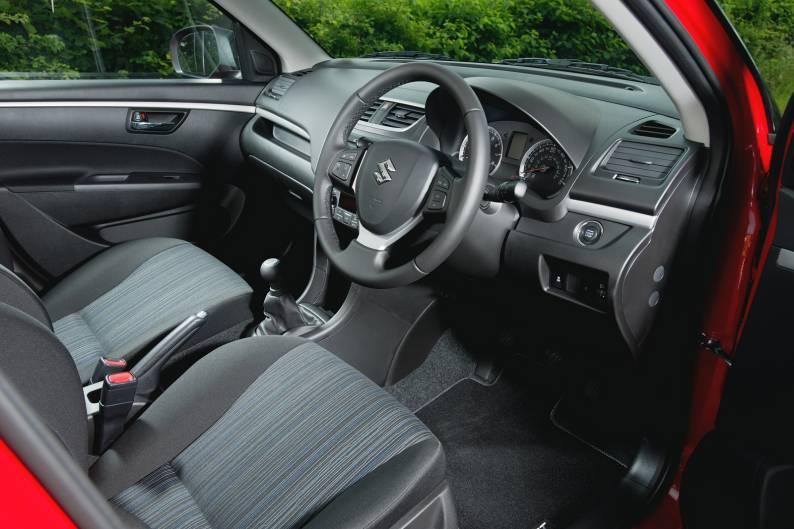 Suzuki Swift 4x4 review