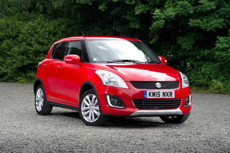 suzuki swift 4x4 review car review rac drive. Black Bedroom Furniture Sets. Home Design Ideas