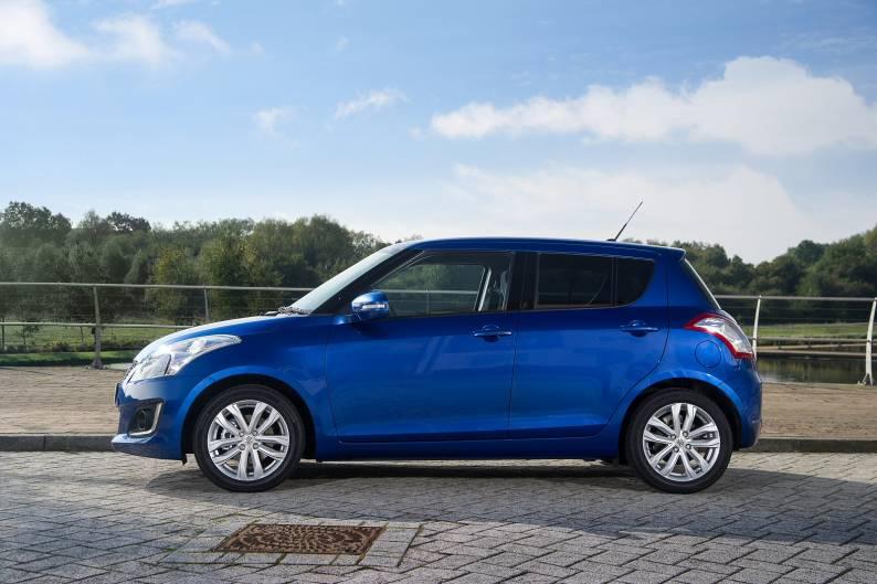 suzuki swift 1 2 sz4 dualjet review car review rac drive. Black Bedroom Furniture Sets. Home Design Ideas