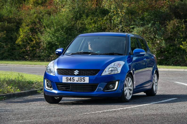 Suzuki Swift 1.2 SZ4 Dualjet review