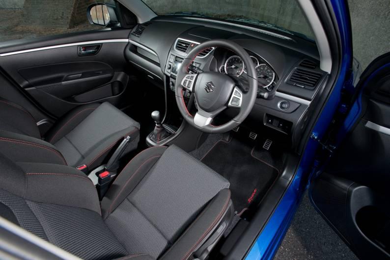 Suzuki Swift Sport review