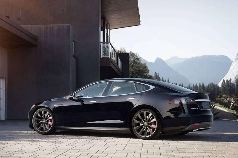 Tesla Model S P85 D review