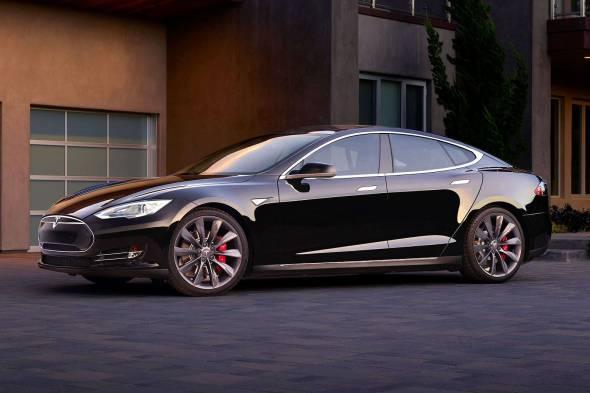 Tesla Model S P100 D review