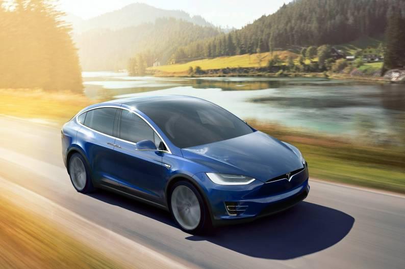 Tesla Model X review