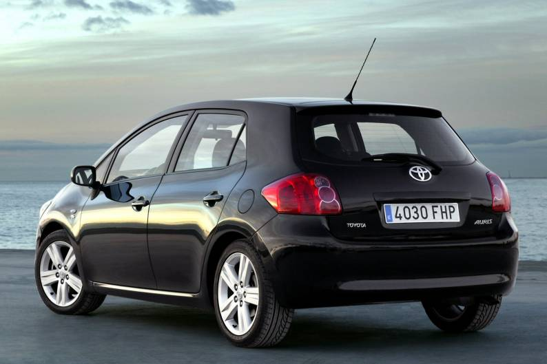 Toyota Auris (2007   2010) Used Car Review