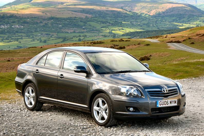 Toyota Avensis (2003 - 2009) used car review | Car review | RAC Drive
