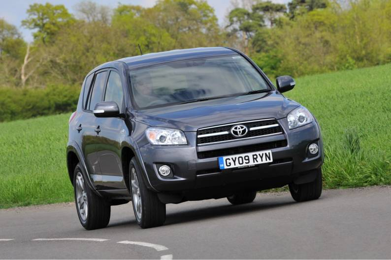 Toyota RAV4 (2006 - 2010) used car review