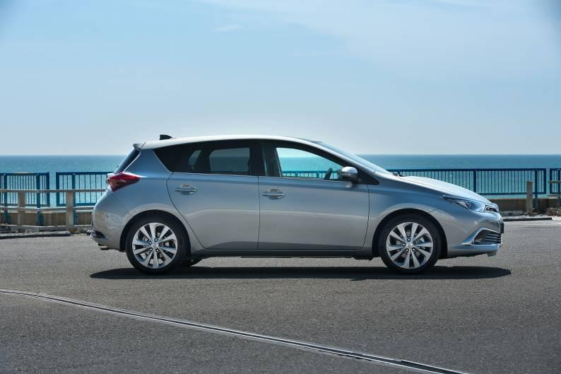 Toyota Auris 1.3 VVT-I review