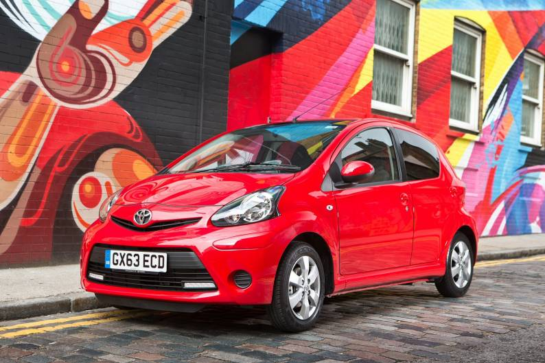 Toyota Aygo (2012 - 2014) used car review