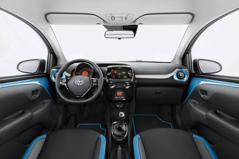 Toyota Aygo x-cite review