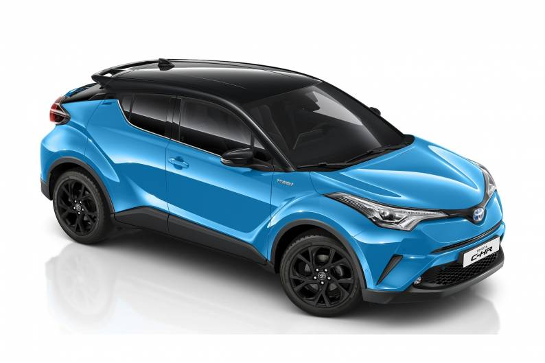 toyota c-hr review | car review | rac drive