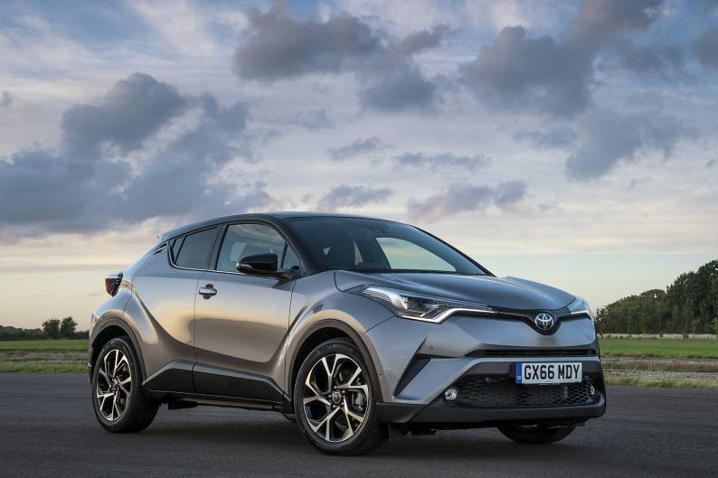 Toyota C-HR review