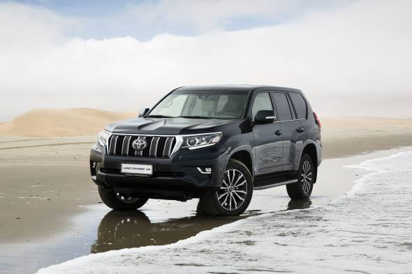 Toyota Land Cruiser review