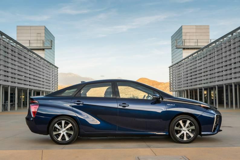 Toyota Mirai review