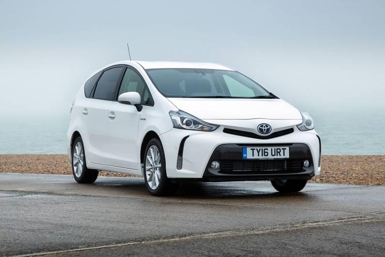Toyota Prius+ review
