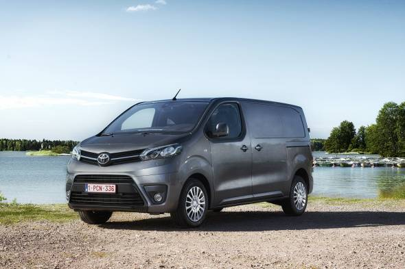 Toyota Proace review