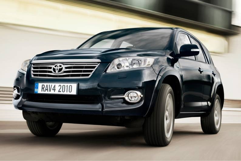 Perfect Toyota RAV4 (2010   2013) Used Car Review