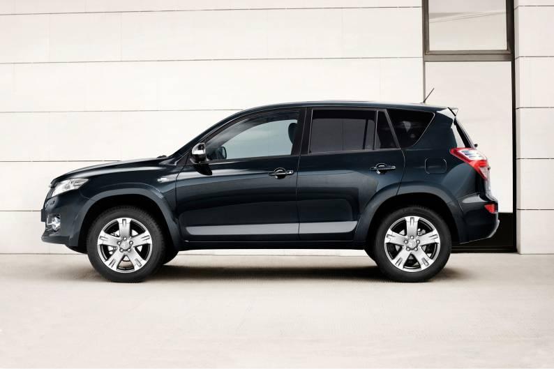 Toyota RAV4 (2010 - 2013) used car review | Car review | RAC