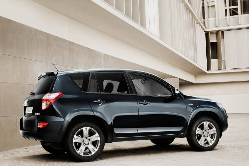 Great ... Toyota RAV4 (2010   2013) Used Car Review ...