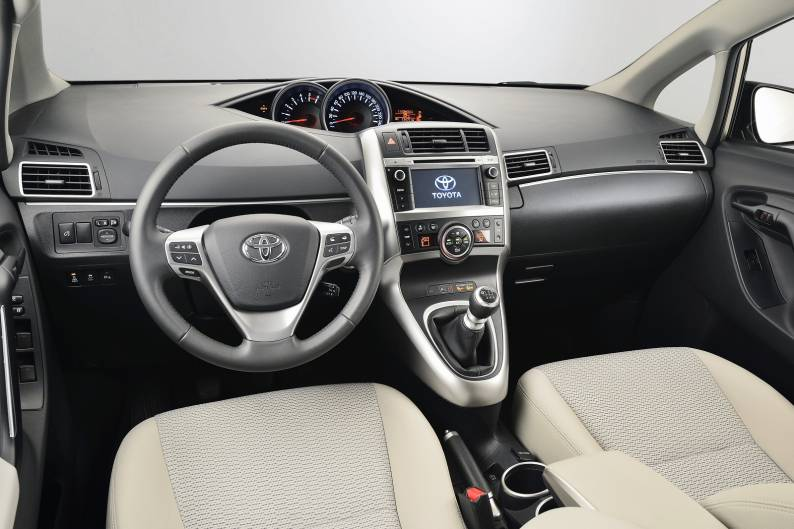 Toyota Verso 1.6 D-4D review