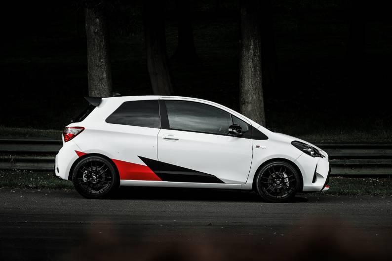 Toyota Yaris GRMN review | Car review | RAC Drive