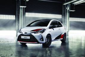 Toyota Yaris GRMN review