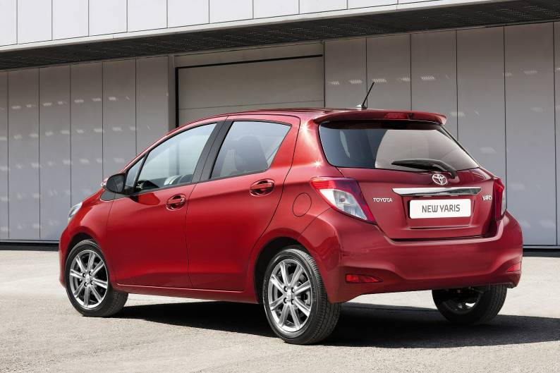 ... Toyota Yaris (2011   2014) Used Car Review ...