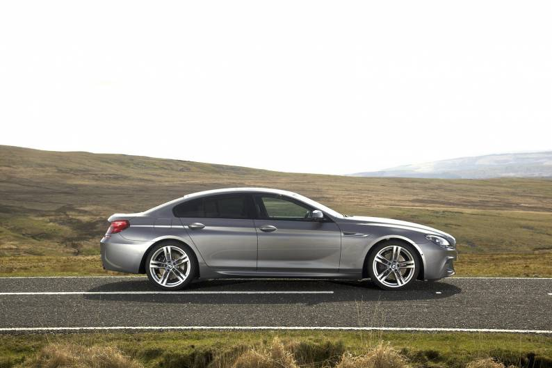 BMW 6 Series Gran Coupe (2012-2015) used car review | Car review ...
