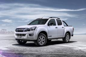 Isuzu D-MAX Blade 2 (2016 - 2017) used car review