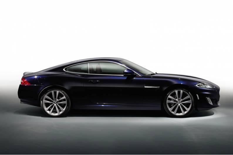 Jaguar xkr 2015