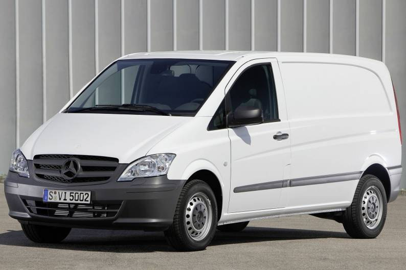 Mercedes Benz Vito 2010 2015 Used Car Review Car