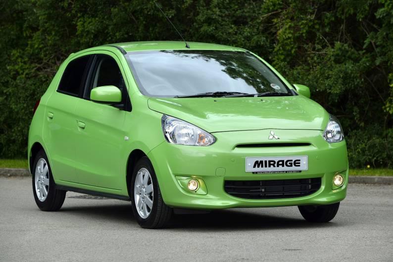 Mitsubishi Mirage (2013 - 2016) used car review