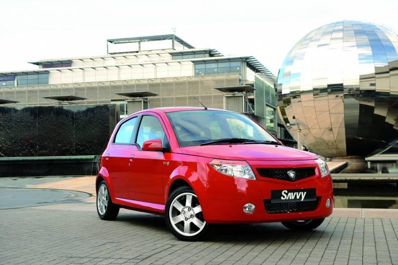 Proton Savvy (2005 - 2012) used car review