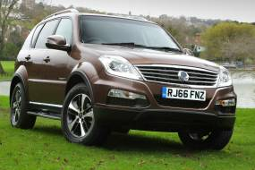 SsangYong Rexton (2015 - 2017) used car review