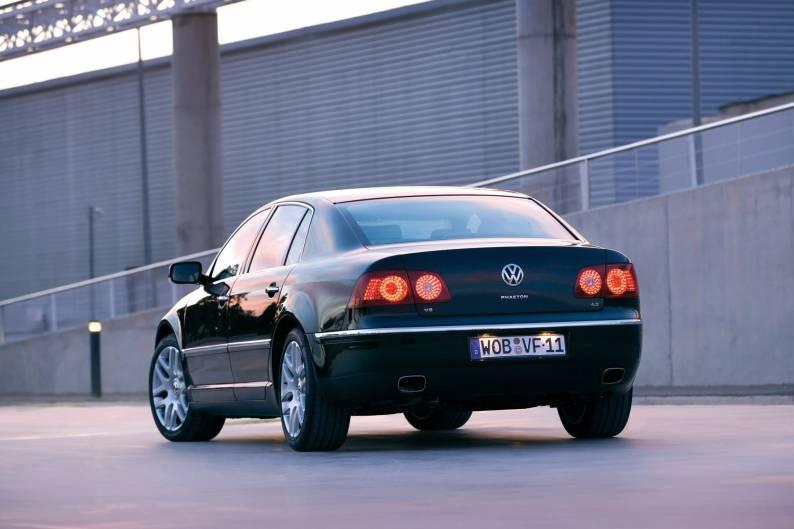 Volkswagen Phaeton 2003 2010 Used Car Review Car Review Rac