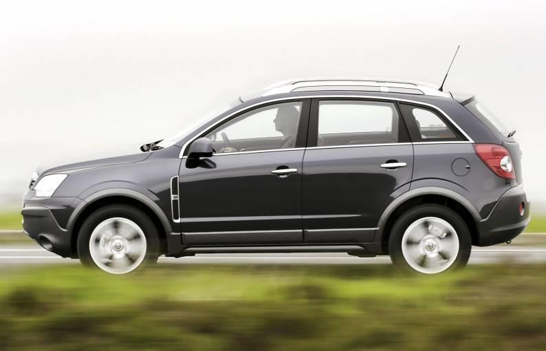Vauxhall Antara 2007 2011 Used Car Review Car Review Rac Drive
