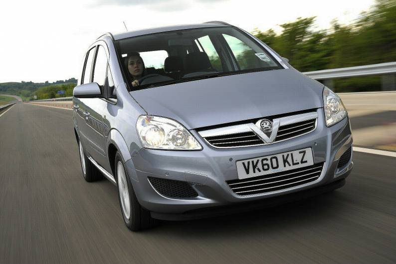 Vauxhall Zafira 2005 2014 Used Car Review Car Review Rac Drive